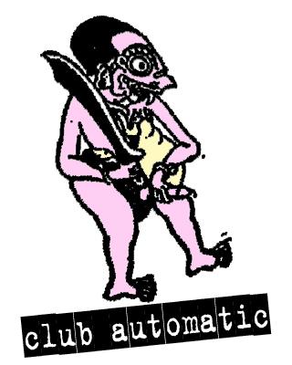 Club Auto logo